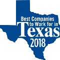 Best Companies to Work for in Texas 2017